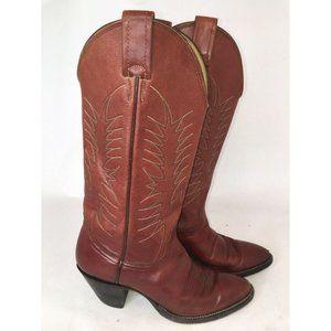 Nocona womens Genuine Leather Western Cowboy Boots